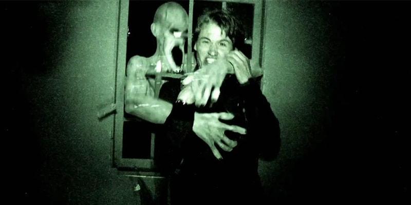 Fenómeno Siniestro 2 / Encuentros paranormales 2