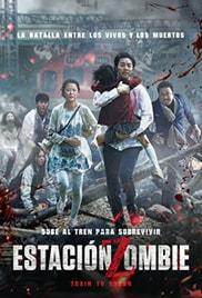 Estación Zombie: Tren a Busan