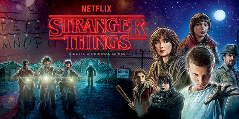 The Stranger Things - Temporada 1