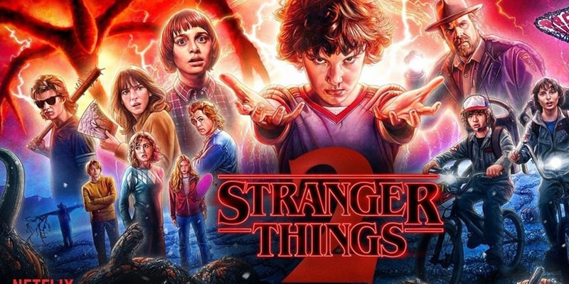 The Stranger Things - Temporada 2