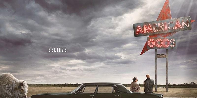 American Gods - Temporada 1