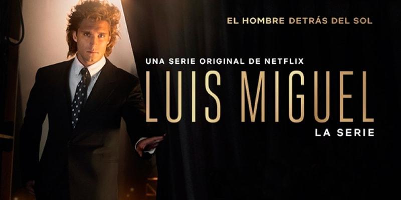 Luis Miguel - Temporada 1