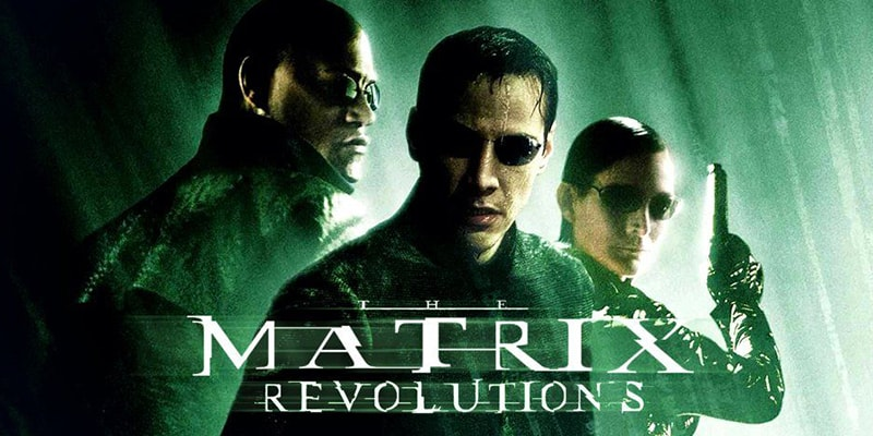 Matrix 3: Revolución