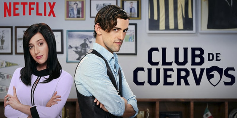 Club de Cuervos - Temporada 1