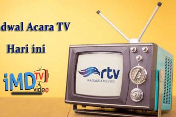 Jadwal Acara RTV Rajawali Tv Hari ini