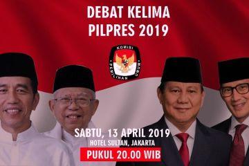 DEBAT FINAL Pilpres 2019