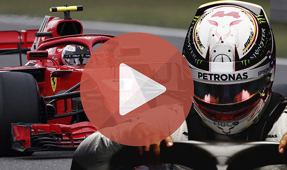 Nonton Formula 1 Grand Prix Live Streaming