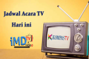 Jadwal Acara Kompas TV Hari ini