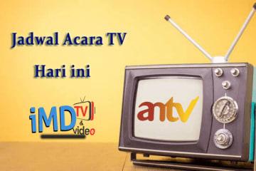 Jadwal TV ANTV