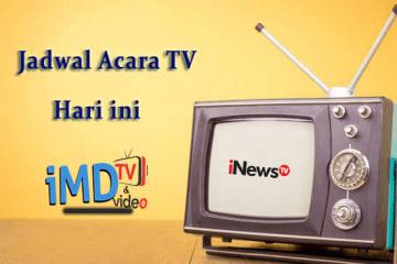 Jadwal Acara Inews TV