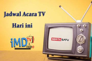 Jadwal TV BeritaSatu