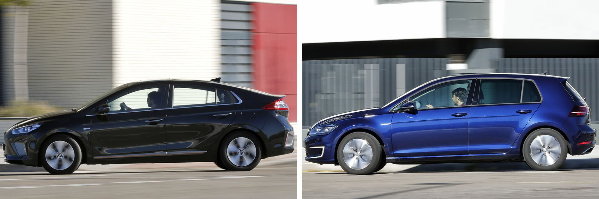 En ciudad es donde estos dos coches se desenvuelven mejor, ya que por autopistas su consumo es más elevado.