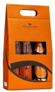 Espumante Occhio Nero Brut 750 ml com 02 Taças (Kits)