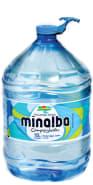 Água Mineral Minalba Sem Gás 10L
