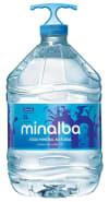 Água Mineral Minalba Sem Gás 5L