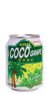 Lotte De Uva Verde Com Coco Lata 238 ml