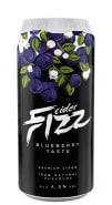 Cider Fizz Premium Blueberry 500ml