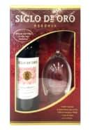 Vinho Santa Helena Siglo De Oro Cabernet Sauvignon 750ml com 01 Taça (Kits)