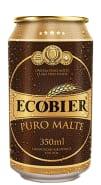 Cerveja Ecobier Puro Malte Lata 350ml