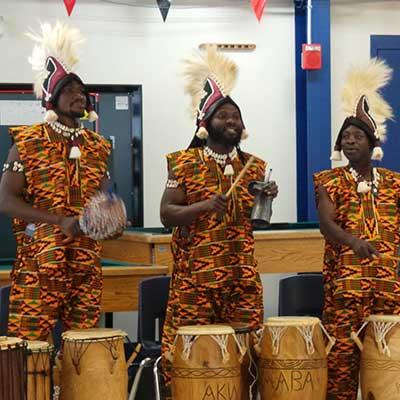 Akwaaba Ensemble (Trio)