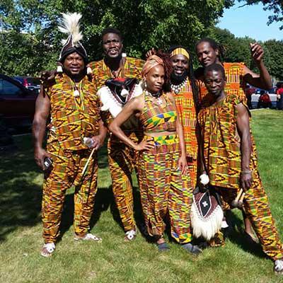 Akwaaba Ensemble (Sextet)
