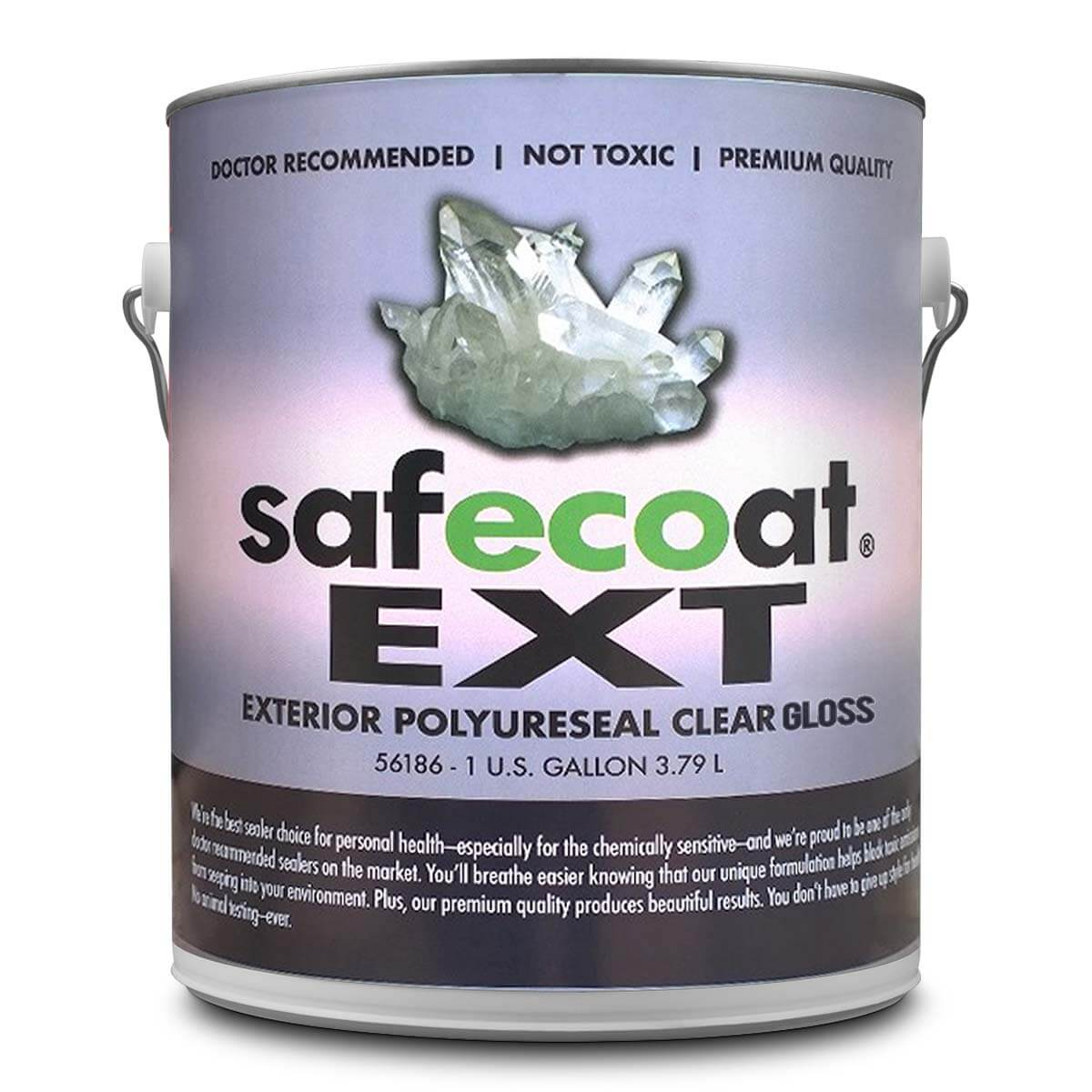 Safe, Clear Exterior Deck Finish