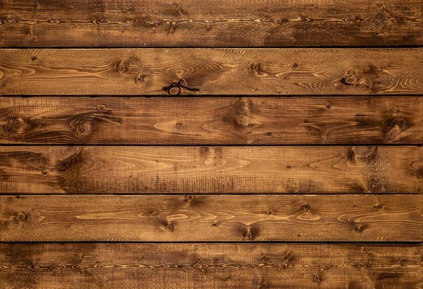 satin wood floor