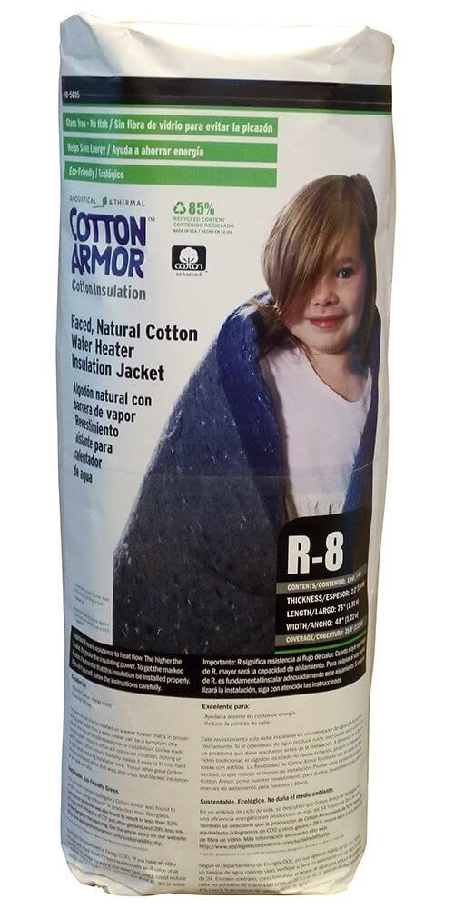 Applegate Cotton Water Heater Blanket