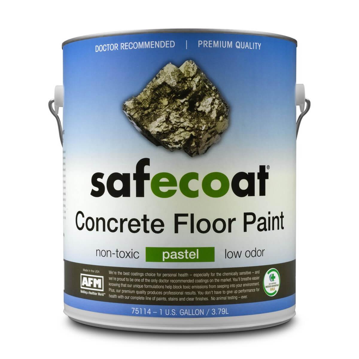 Afm Safecoat Concrete floor paint