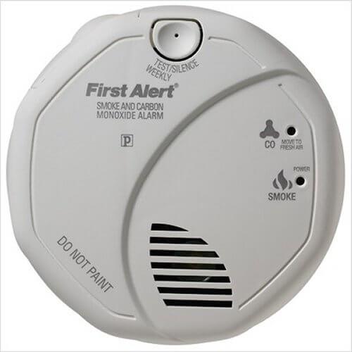 First Alert Combination Smoke and Carbon Monoxide Alarm (SCO5CN)
