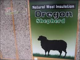 Oregon Shepherd Natural Wool Insulation