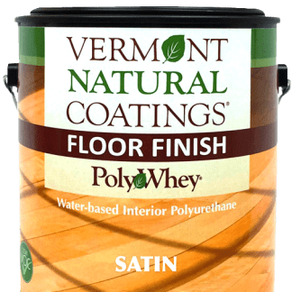 Vermont Natural Coatings Floor Finish PolyWhey