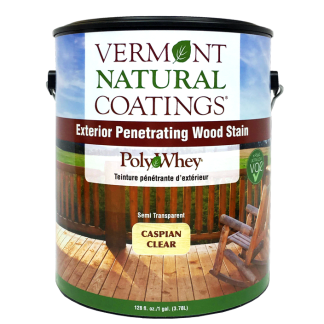 Vermont Natural Coatings Exterior Penetrating Wood Stain PolyWheh