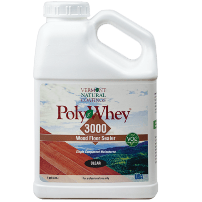 PolyWhey® 3000 Wood Floor Sealer