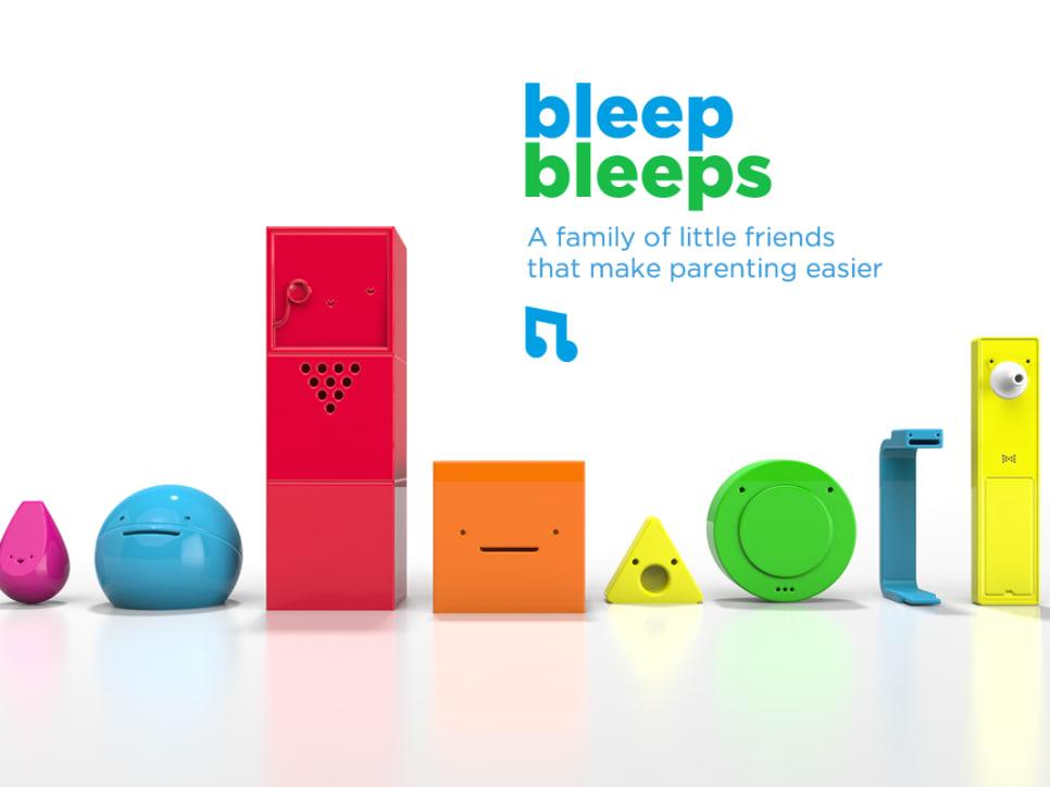 Bleep Bleeps Family