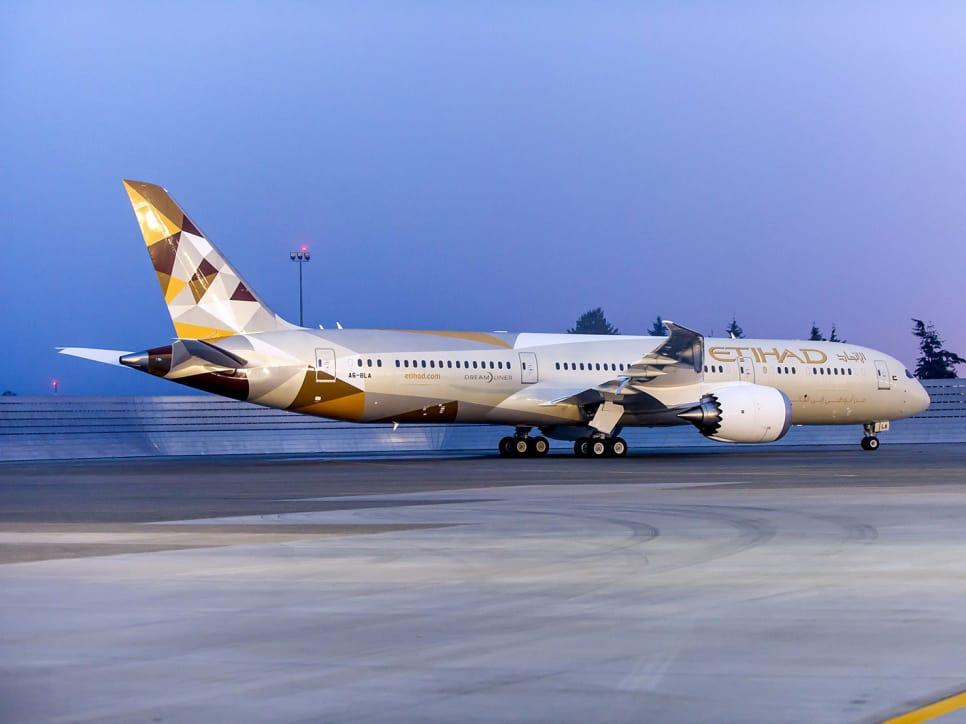 Etihad Airways Seo Header