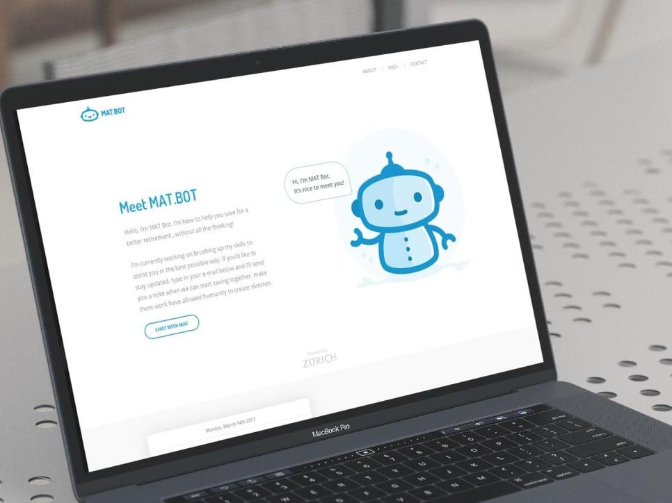Mat Bot Zurich Background