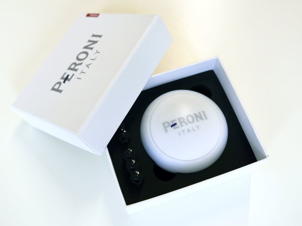 Peroni Button Boxed