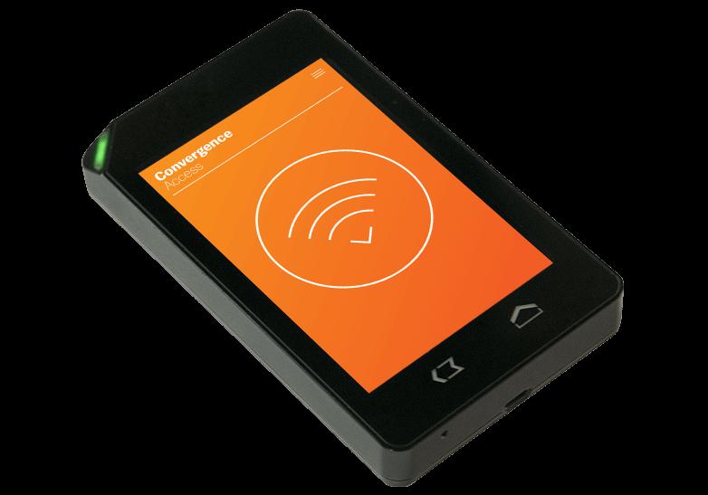 Famoco Device Tap Nfc Reader
