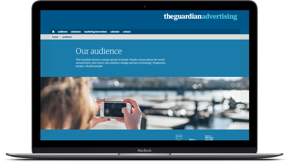 Guardian Advertising Screen 02