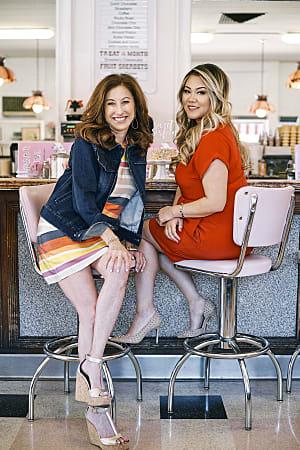 Rhonda and Kim