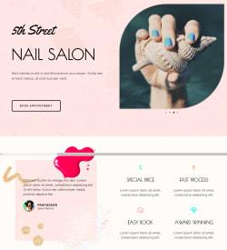 Nail Salon, Nail Studio