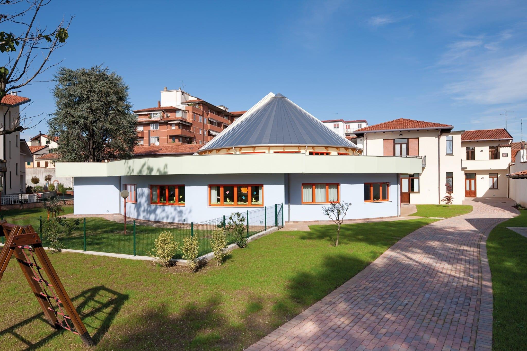 L'impresa Del Bianco ha esperienza nella costruzione di edifici pubblici