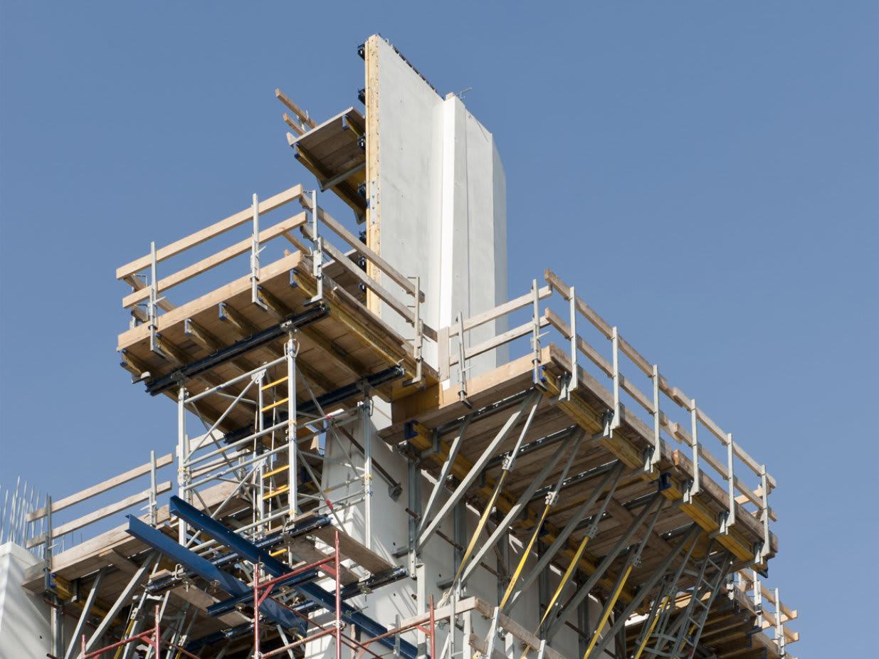 la sicurezza nei cantieri dell'impresa edile Del Bianco è una priorità