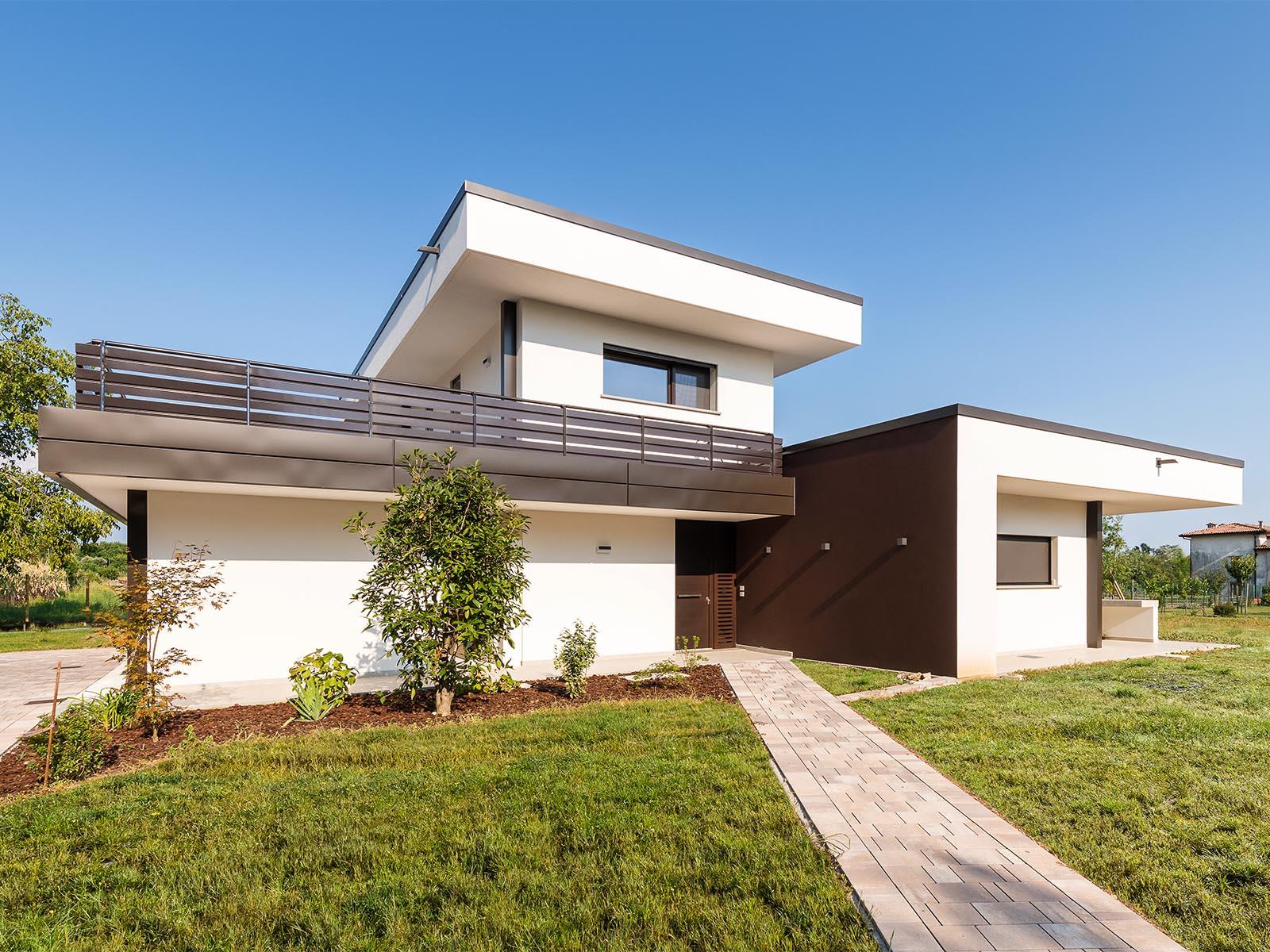 Nuova costruzione villa unifamiliare Martignacco