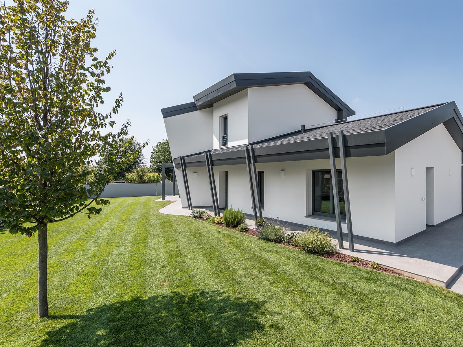 Villa nuova moderna