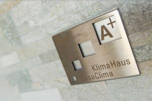 CasaClima ClasseA è una delle certificazioni energetiche delle case costruite dall'impresa Rossi F.lli di Udine