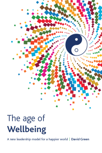 Front cover of The Age of Wellbeing
