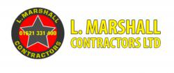 L MARSHALL CONTRACTORS logo