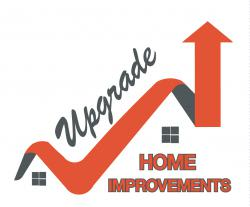 UPGRADE HOME IMPROVEMENTS logo